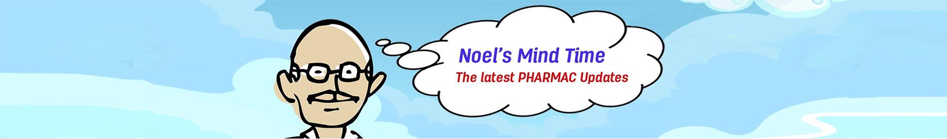 Noel's Mind Time