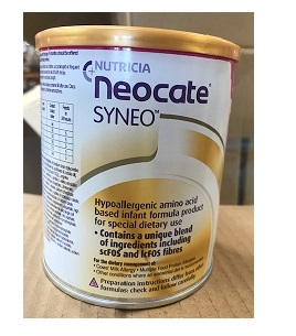 Neocate SYNEO Powder 400 gm Pharmacode
